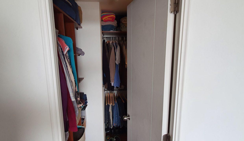 Wallking closet